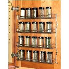 spice rack cabinet insert cool spice rack upper cabinet spice rack pull out cool spice rack