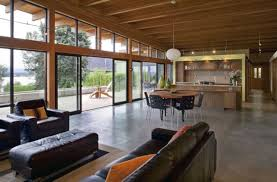 contemporary open floor plans contemporary open floor plans luxury kitchen and living room open