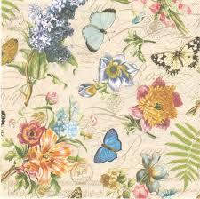 serviette en papier vintage 2 serviettes papier été vintage passioncreationcollection