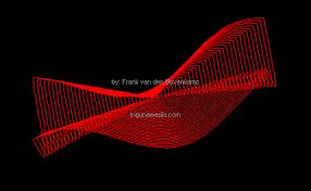 red matrix gif microvita cosmology wave matrix physics