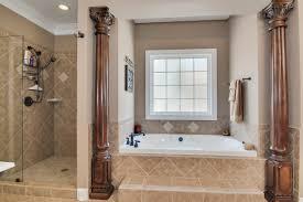 Lavish Bathroom by Lavish Living On 2 Acres In Wrens Jim Hadden Home Sales