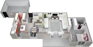plan chambre 12m2 modèle de villa de type traditionnel de 115m2 à étage dans les