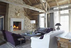chalet style ski chalet style the room