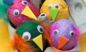 Decorating Easter Eggs With Tissue Paper by 10 Egg Decorating Ideas