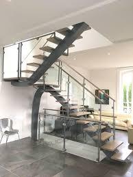 escalier garde corps verre td30 escalier garde corps verre kuca
