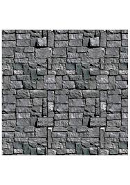 Medieval Decorations Stone Wall Backdrop