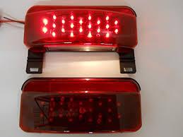 travel trailer led lights led rv cer trailer stop turn brake tail lights license light