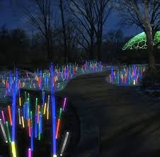 St Louis Botanical Garden Events Garden Glow At Missouri Botanical Garden Lights Inside