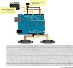 Potransistor Circuit Diagram Simple Ir Proximity Sensor With Arduino 5 Steps With Pictures