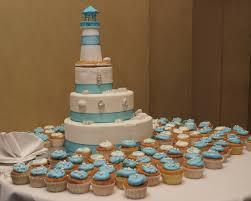 Cupcake Wedding Cake Wedding Cakes For A Seaside Wedding Delicious Cakes U2013 Wedding