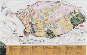 Map Of Pompeii Italy by The Bell Curve Of Life Pompeii Maps And Checking In