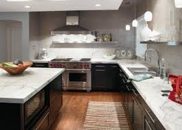 kitchen island with marble top kitchen beautiful l shaped kitchen cabinet marble countertop