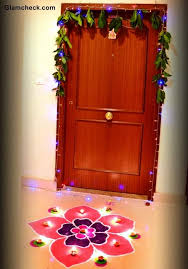 diwali decoration ideas at home diwali decoration ideas home entrance pooja pinterest