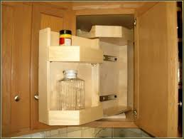 kitchen pull out lazy susan blind corner cabinet solutions diy