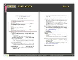 Proforma Of Resume For Job by Resume Writing For Students And Freshers