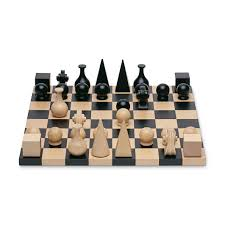 Diy Chess Set by Man Ray Chess Set Board Moma Design Store