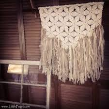 Shabby Chic Valance by Shabby Chic Fabric Garland Wall Hanging Homemade Romantic Vintage