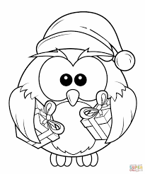 coloring page of santa aecost net aecost net a letter to santa