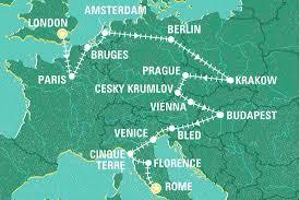 Elac Map Top 10 Czech Republic Tours U0026 Trips 2017 18 Geckos Adventures Eu