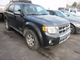 ford escape limited 4wd leather sunroof 2008 automatic gatineau