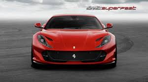 ferrari grill ferrari u0027s 812 superfast is the fastest production ferrari in history