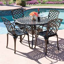 Aluminum Patio Dining Sets - best choice products 42