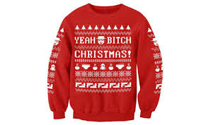 bad santa sweater 13 awesome sweaters you need in your