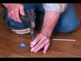 Floor Repair Kit Dritac Solid Wood U0026 Bamboo Flooring Repair Kit Youtube