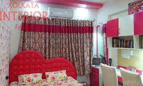 bedroom interior decoration services kolkata howrah west bengal