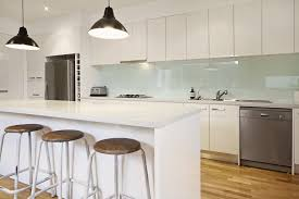 splashback ideas for kitchens cool use splashbacks to keep your interiors clean and sparkling my
