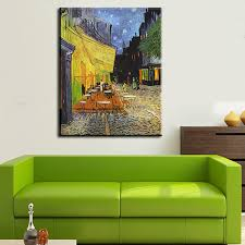home decor manufacturers cafe terrace at night by vincent van gogh paint manufacturers for
