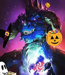 anyone want a halloween profile pic hearthstone amino