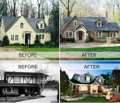 house renovation before and after amazing before after house renovations diy pinterest