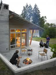 Pictures Of Patios With Fire Pits The 25 Best Sunken Fire Pits Ideas On Pinterest Building A Fire