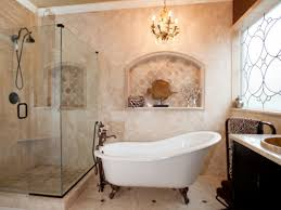 bathroom designs pinterest clawfoot tub bathroom designs nice walk in shower design home