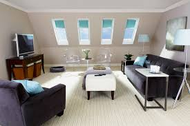 Living Room Bonus - bring your home decorating ideas to life with velux skylights