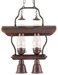 Barn Electric Light Fixtures Early American Steakhouse Restaurant Lighting From Barn Light
