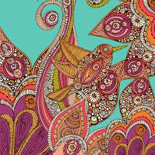 valentina ramos bird in paradise by valentina ramos decalgirl