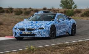 Bmw I8 Green - 2015 bmw i8 prototype drive u2013 review u2013 car and driver