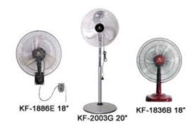 best fan on the market stand fan manufacturer kingfortune high quality