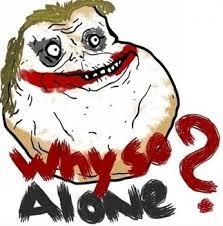 Forever Alone Meme Origin - forever alone meme history