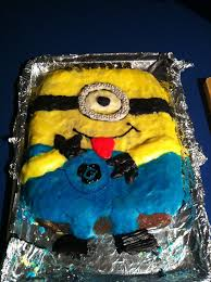 the 25 best despicable me cake ideas on pinterest minions