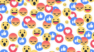 facebook reactions how to make the most of six emoji the verge