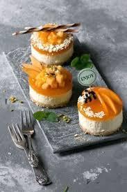 cuisine virtuelle mango mousse cakes cuisine virtuelle mango mousse