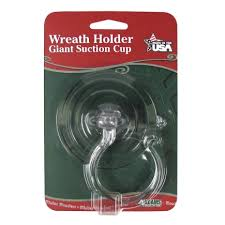 suction cup wreath holder 5750 88 1040 decoration