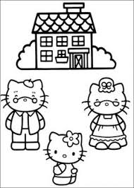 coloring pages kitty kitty