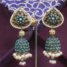 kanphool earrings the mawara kanphool earrings by indiatrend shop now at www