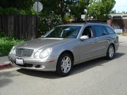mercedes e320 wagon 2004 leaseliquidations com remarketing motor cars and lease