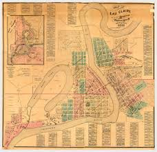 Map Of Wisconsin Dells by Unseen U0026 Historic Eau Claire By Dewitz Photography