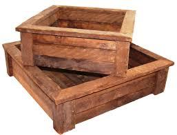 rustic wood garden box maple ridge supply wood products